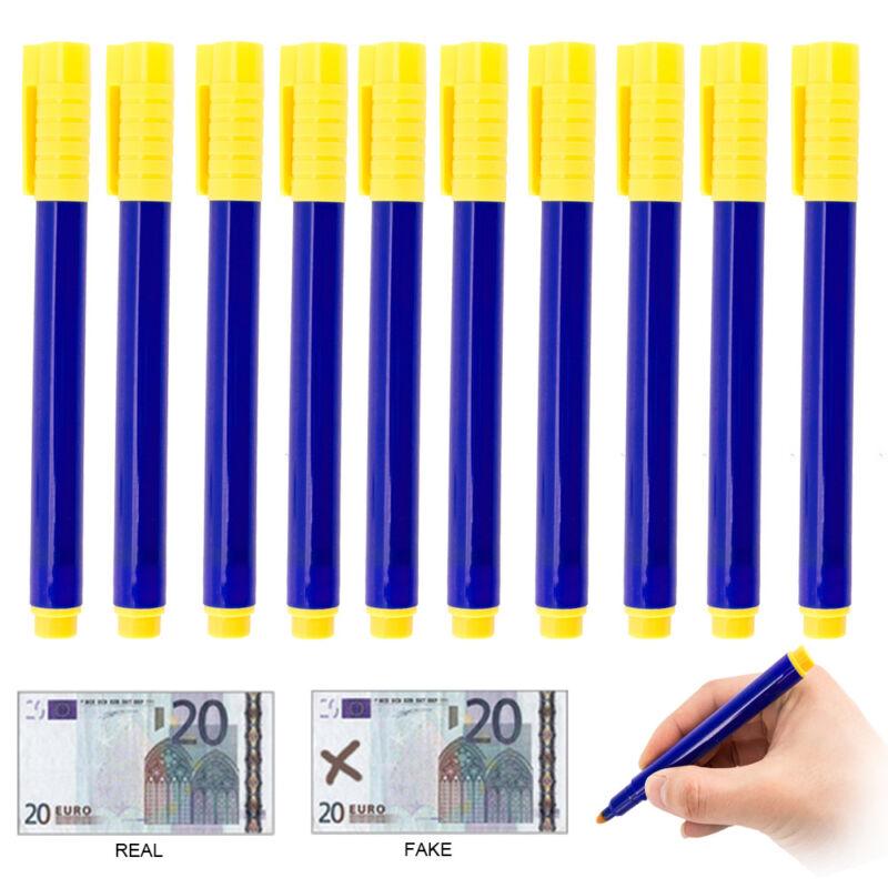20x Stylo D tecteur Billets Banque V rificateur D argent Fausse Contrefa on L7 - 7,19 €