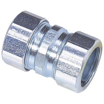 Lot Of 8 - Sigma Electric 12 Steel Compression Coupling Rigid Conduit 49060