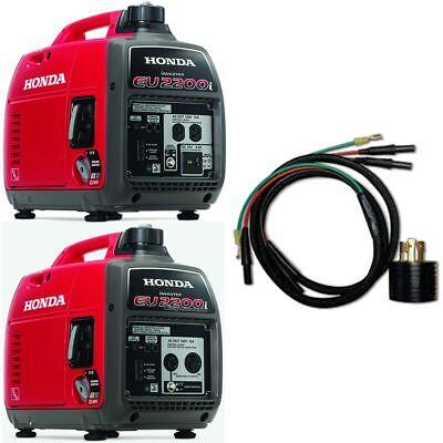 Honda Eu2200i Eu2200i Inverter Companion Kit With Parallel Cables