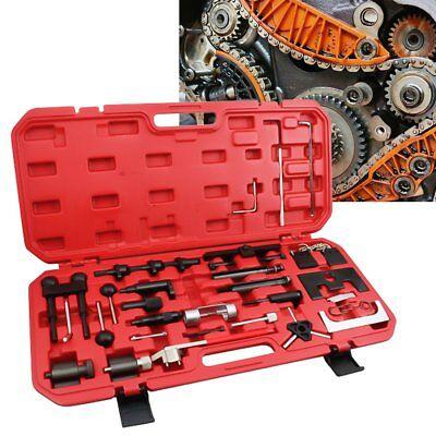 Motor Arretierwerkzeug Zahnriemen Werkzeug Einstell Satz VAG Audi Seat Skoda VW