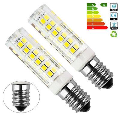 E14 Bulbs 7W LED Light Bulb for Kitchen Range Hood Chimmey Fridge Cooker