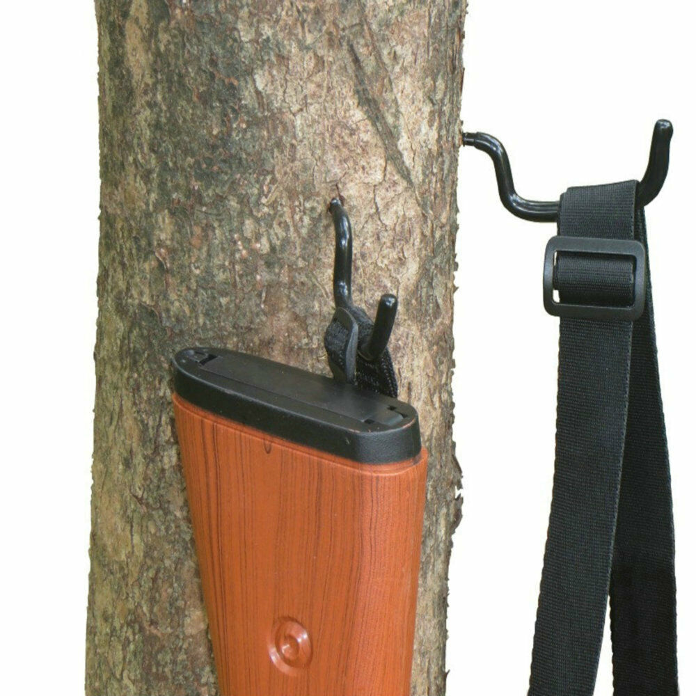 Multi-function Muddy Treestands Screw-in Accessory Hook For