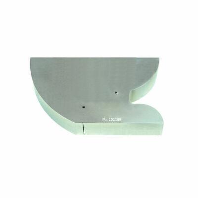Yushi V3 Metric Calibration Test Block 1018 Steel For Ultrasonic Flaw Detection