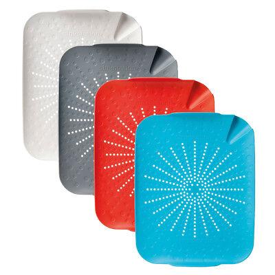 Eddingtons Sink Station Food Preparation Colander/Drainer White/Red/Blue/Green
