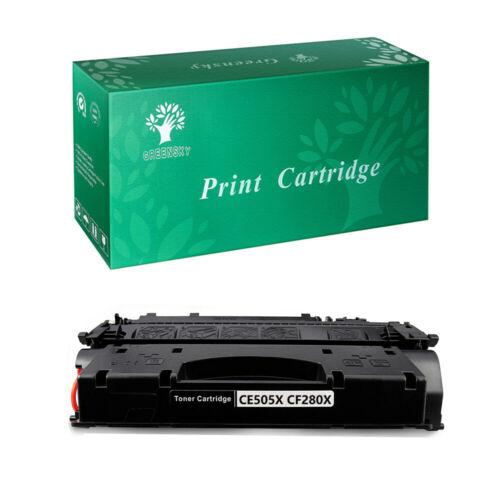 1 PK CF280X 80X Toner Cartridge for HP LaserJet Pro 400 M401