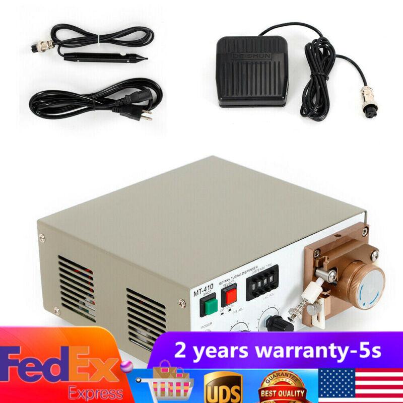 MT-410 Vacuum Glue Dispenser Solder Paste Dropper IC Peristaltic Auto Dispenser
