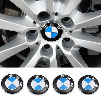 4 X 68MM BMW Nabendeckel Radnaben Nabenkappen Radkappe Felgendeckel Embleme**** online kaufen
