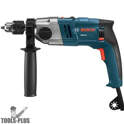 Bosch 8.5 Amp 12 In. Two-speed Hammer Drill Hd18-2-rt Reconditioned