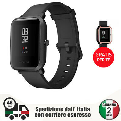 Xiaomi Huami Amazfit Bip Lite Fitness Smart Watch versione Global + Gift Cover
