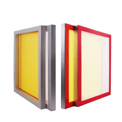 20 X 24 230 Mesh Count Aluminum Frame Silk Screen Printing Screens- 6 Pack
