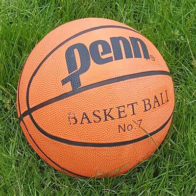Penn Basketball Basket Ball Korbball Streetball orange Größe 7 innen und