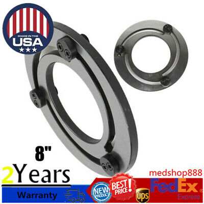 Adjustable Jaw Boring Ring Chuck For Cnc Lathe Chuck Soft Top Jaws Bore 8 Inch