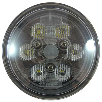 Re561117 Tractor Led Cab Light 9-32v 18w Cree Led Round Trapezoid 1050 Lumens