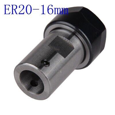 Motor Shaft Collet Chuck Er20a 16mm Extension Rod Holder Tool Holder Cnc Milling