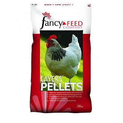 Fancy Feeds Layers Pellets 5 kg - Chicken Feed