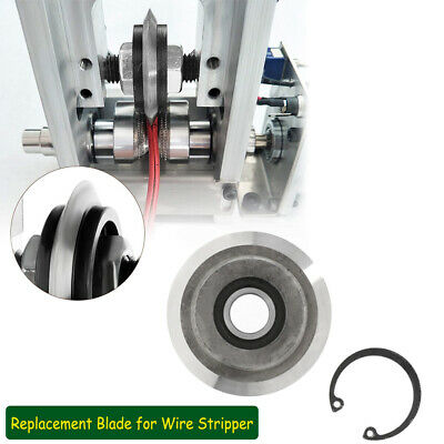 Cable Stripper Blade Replacement Blade Cutter for Copper Wire Stripping Machine