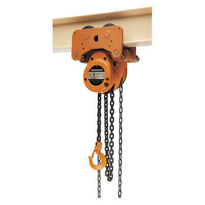 Harrington G-nth010-10 Manual Chain Hoist2000 Lb.10 Ft. Lift