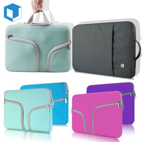 Laptop Sleeve Case Bag Cover For Apple MacBook Lenovo HP Ace