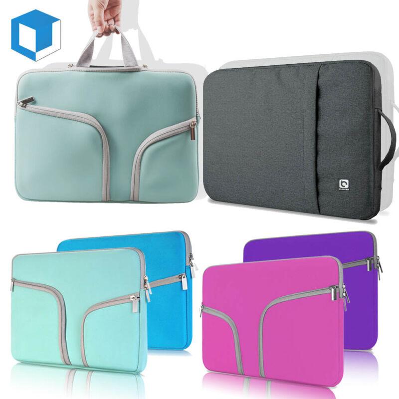 "Laptop Sleeve Case Bag Cover For Apple MacBook Lenovo HP Acer Dell 11"" 13"" 15"""