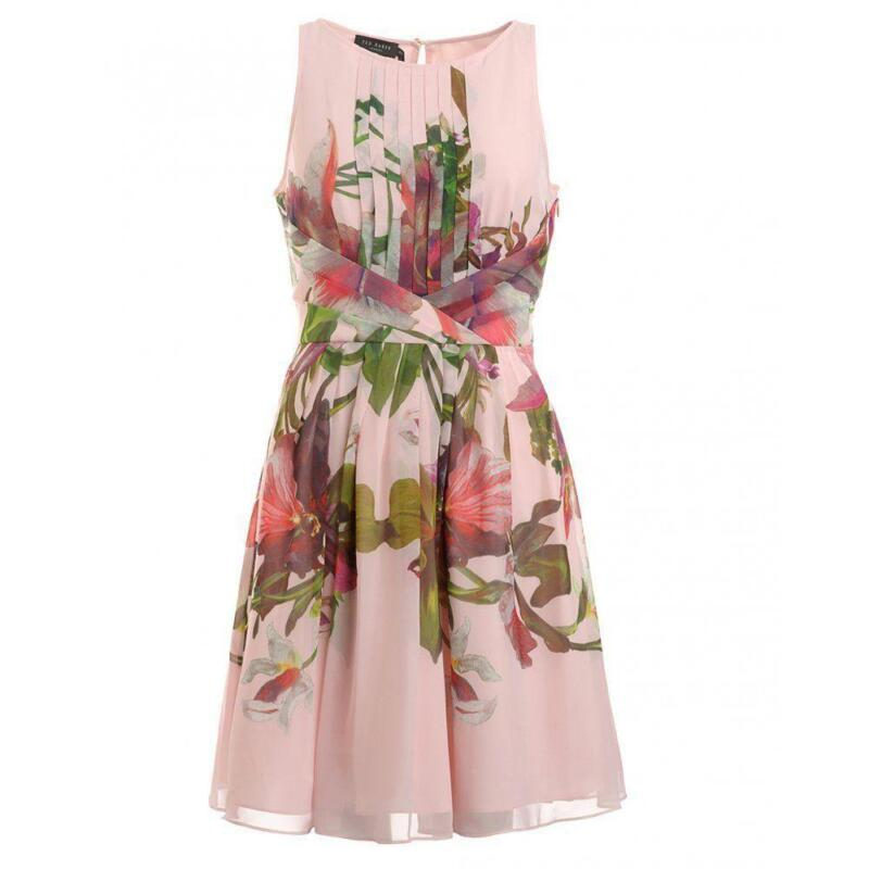 Ted Baker Dress Ebay
