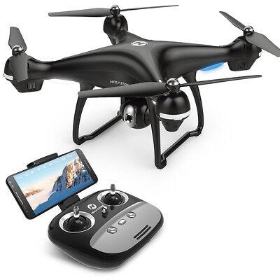 Holy Stone HS100 FPV RC Drohne mit HD WIFI KAMERA GPS Follow Me Quadcopter Drone
