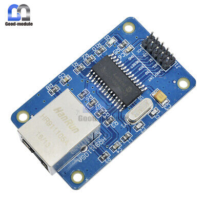 New Enc28j60 Ethernet Lan Network Module For Arduino Spi Avr Pic Lpc Stm32 Gm