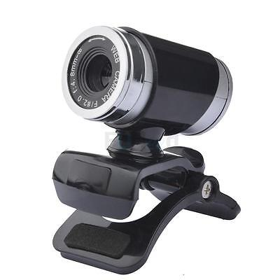 Usb2 0 12Mp Hd Camera Web Cam 360 Degree With Mic Clip On For Pc Skype