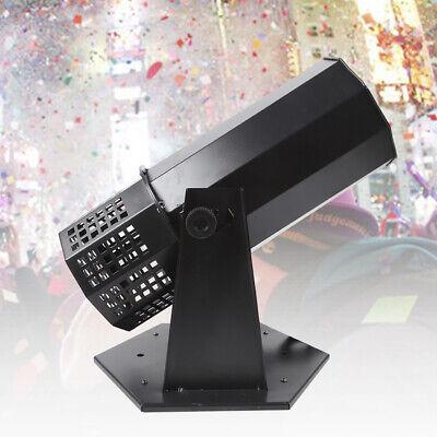 Party Light Machine (Confetti Launcher Cannon Machine DMX512 Wireless Remote control DJ Party)