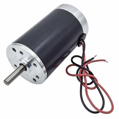 Small Dc Motor 24volt High Speed 4000 Rpm Optional Dia 38mm Micro Dc Brush Motor
