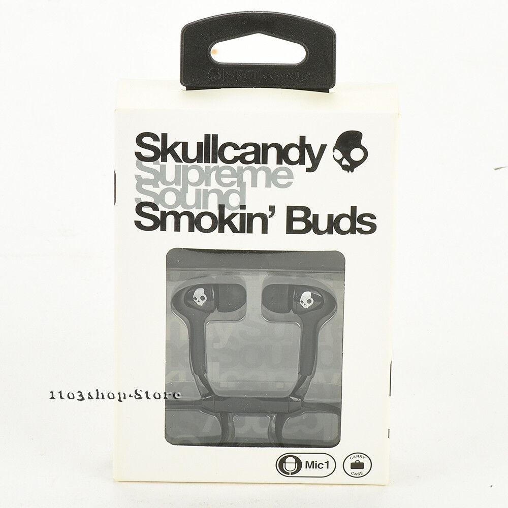 Skullcandy Smokin` Buds w/Mic Ear Buds