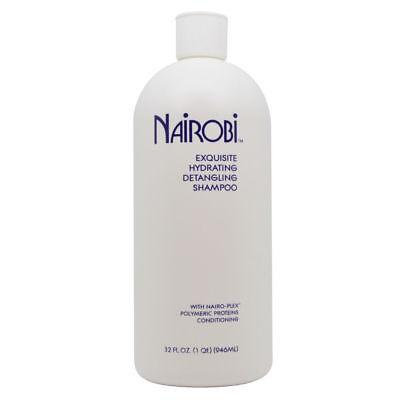 Nairobi Hydrating Detangling Shampoo for Unisex 32oz Hydrating Detangling Shampoo