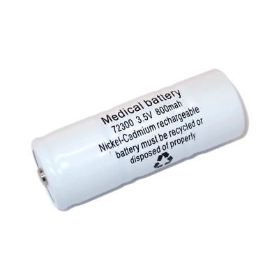 72300 3.5V Ni-Cad Rechargeable Replacement Battery For Welch Allyn Wall Plug-In  ()