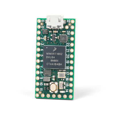 Pjrc Teensy 4.0 Imxrt1062 Microcontroller Development Board Us