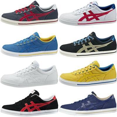 Asics Herren Schuhe (Asics Tiger Aaron Unisex Sneaker Schuhe Sportschuhe Turnschuhe Freizeitschuhe)