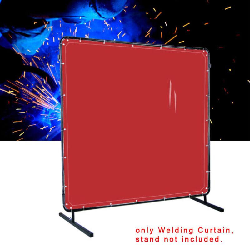 Translucent Vinyl Welding Screen Welding Curtain Weld Curtain Seams 6ft*6ft USA