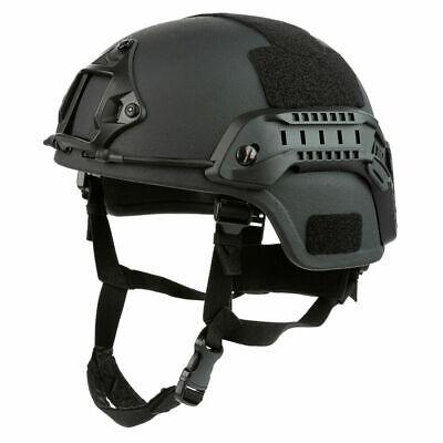 Tactical Ballistic Aramid MICH Helmet NIJ IIIA Advanced Combat Bulletproof Armor