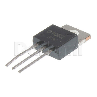 2sd1062 New Replacement Silicon Npn Power Transistor D1062