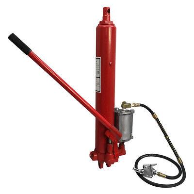 Long Ram Jack Steel 8 Ton Air Hydraulic Cherry Crane