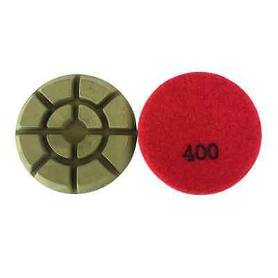 3 Dry Diamond Resin Bond Polishing Pads For Concrete Floor 4003pcs