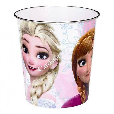 Disney Frozen Papierkorb Eimer Mülleimer Abfalleimer Eiskönigin Elsa Anna