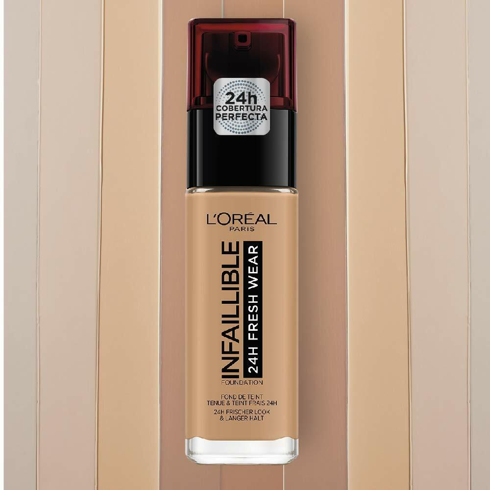 LOREAL PARIS INFAILLIBLE 24H FRESH WEAR MAKE-UP GRUNDIERUNG - 290 GOLDEN AMBER