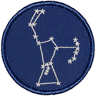 Great Boy Scout Patrol Patch - Orion Constellation Patrol (#567)
