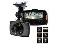 Car DVR Camera 2.5'' 1080P HD Vehicle Dashboard IR CCTV Night Vision Cam journey Recorder Accident