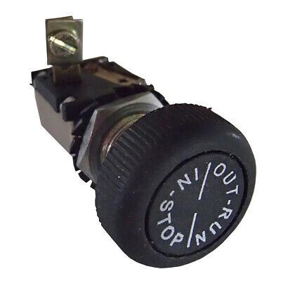 54207db Magneto Push Pull Ignition Switch Fits Ih Farmall Fits Cub A B C H