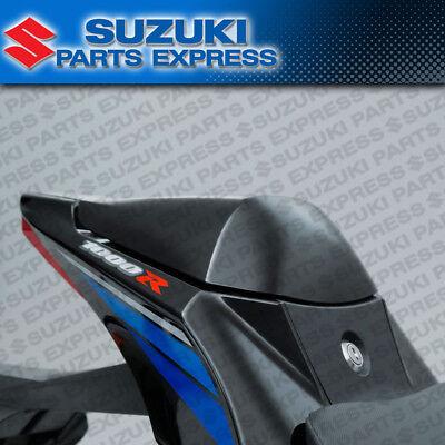 2017 2018 SUZUKI GSXR GSX-R 1000 OEM GLOSS BLACK REAR PASSENGER SOLO SEAT COWL