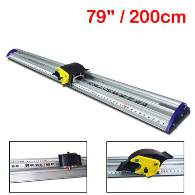 79 Manual Sliding Kt Board Trimmer Cutting Ruler Photo Pvc Cutter With Ruler
