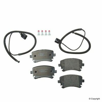 Disc Brake Pad Set-Mintex Rear WD EXPRESS 520 10181 325 fits 04-06 VW - Mintex Rear Brake Pad
