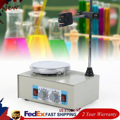 Hot Plate Magnetic 79-1 Stirrer Mixer Stirring Laboratory 2000ml Dual Control Us