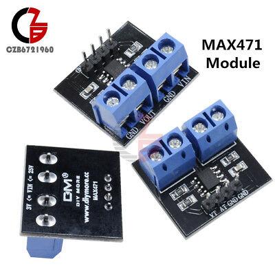 Max471 Current Voltage Range Tester Module Electronic Sensor Module For Arduino