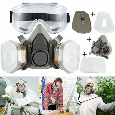 15in1 Lackiermasker Staubmaske Atemschutzmaske für Lackierpistole Lackschutz PRO
